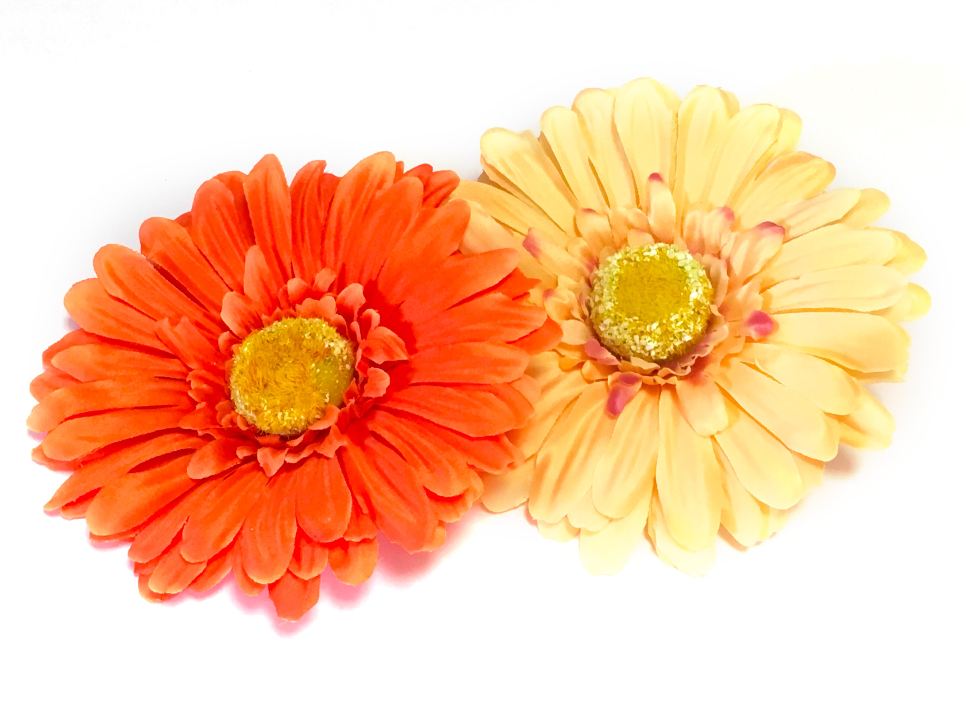 14c1dde7a Umělé květiny, gerbera, dekorace, VÝBĚR BARVY | Tvořivé dřevěné ...