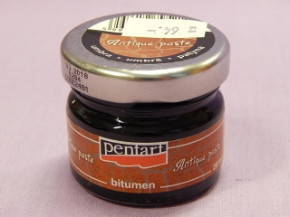 Antique pasta 20 ml - umber
