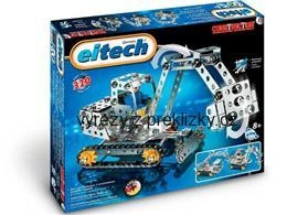 EITECH Metal Construction set - C11 Construction Vehicles