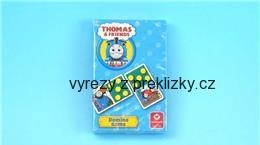 Domino, Thomas & Friends, karty